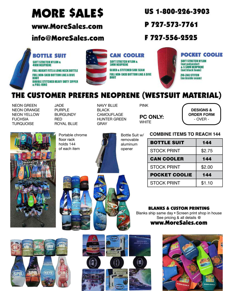 More Sales Catalog