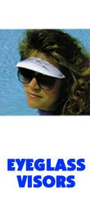 More Sales Eyeglass Visors