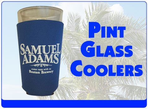 Pint Glass Coolies
