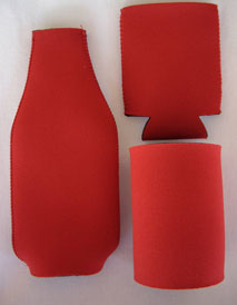 Blank Wholesale Can Coolers - Bulk Pocket Coolies and Bottle
